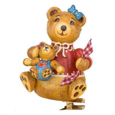 Baumbehang Baumclipser Teddy Anni´s Ollibär