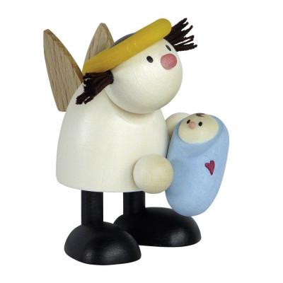 Engel Lotte mit Baby Junge