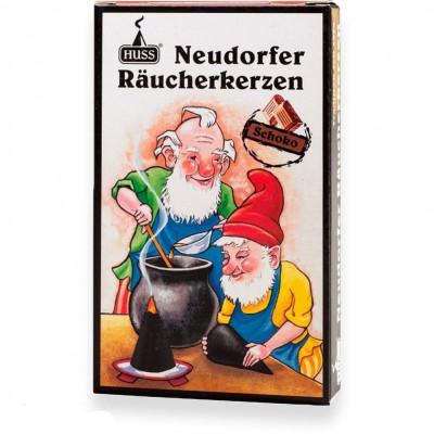 24 Neudorfer Räucherkerzen Schokolade