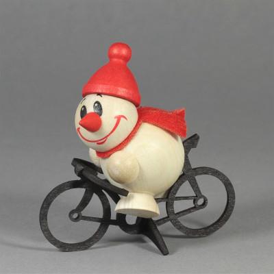 Cool-Man auf Rennrad