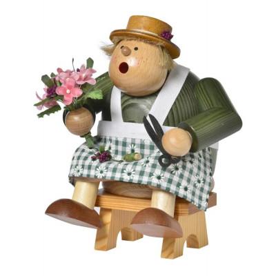 Räuchermännchen Kantenhocker Floristin