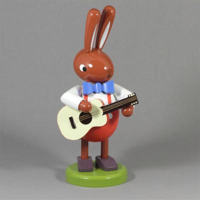 Osterhase mit Gitarre, groß