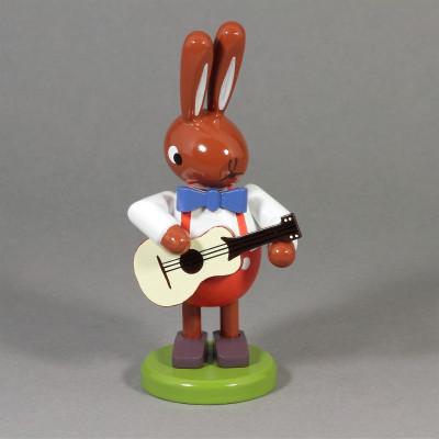 Osterhase mit Gitarre