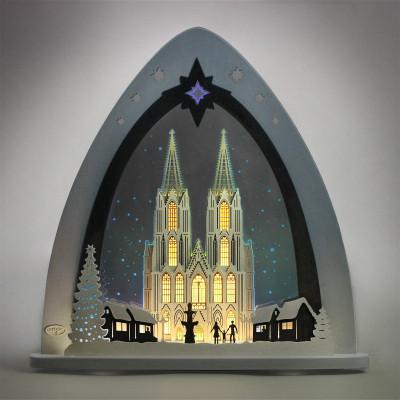 LED Lichterspitze 'Kölner Dom'
