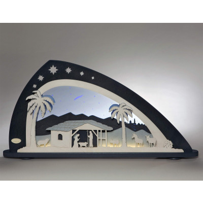 LED Schwibbogen ''Bethlehem''