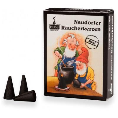 24 Neudorfer Mini Räucherkerzen Weihrauch