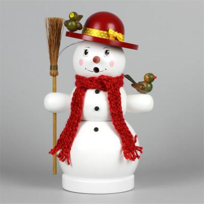 Räucherfrau Schneefrau, groß
