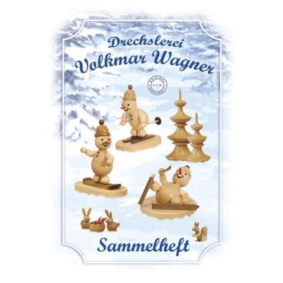 Drechslerei Wagner Sammlerheft