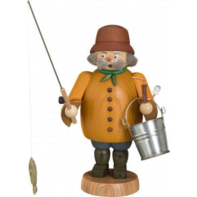 Schauwerkstatt Räuchermann Angler