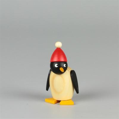 Pinguinbaby mit Mütze