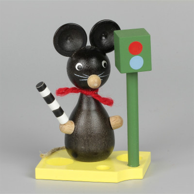 Mäuse-Polizei
