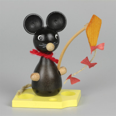 Mäusekind mit Drachen