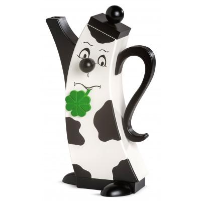 Moderne Räucherfigur Kuh