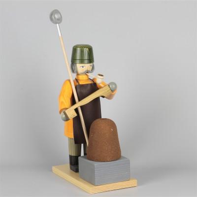 Räuchermann Glockengießer Jahresfigur 2015, limitiert