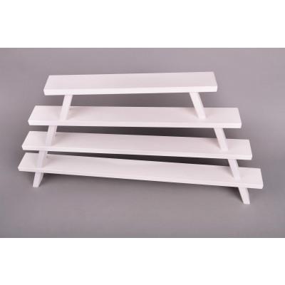 Fensterbank 80 cm, 7,5 cm breit, weiß