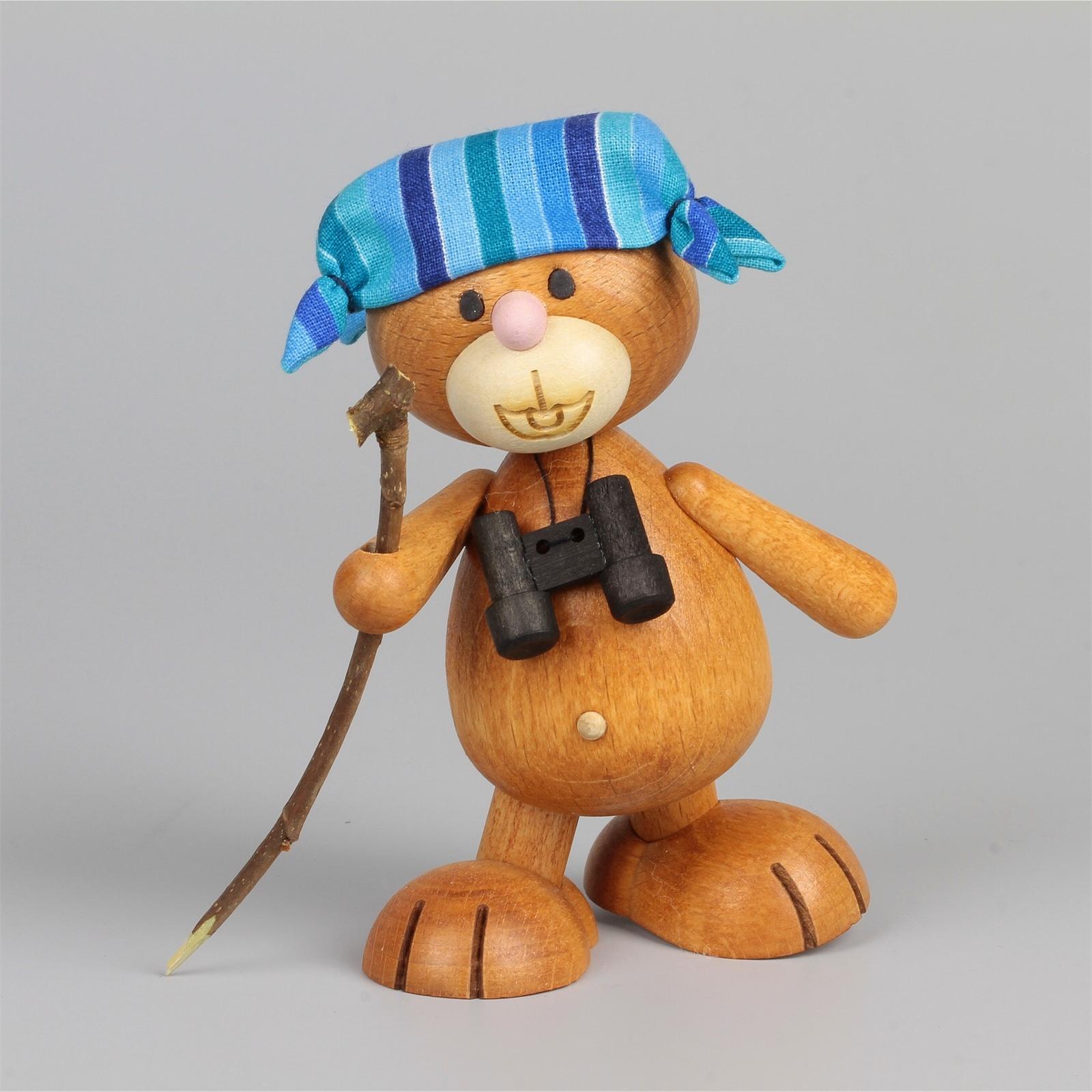 Teddy Kunibärt der Wanderer